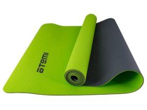 ATEMI AYM-01 TPE Коврик для йоги (двухцветный)
