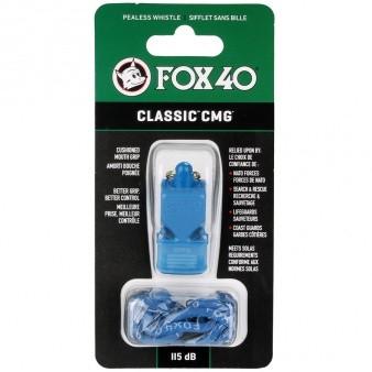 Fox 40 Пластиковый свисток Синий