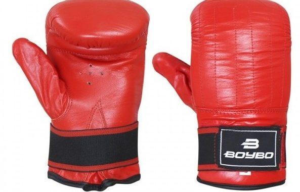 BoyBo Перчатки снарядные шингарты Красный
