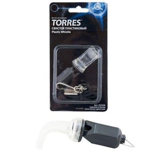 TORRES SS1026 Пластиковый свисток