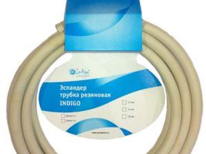 INDIGO SM-075 3м*15мм Эспандер трубка резиновая
