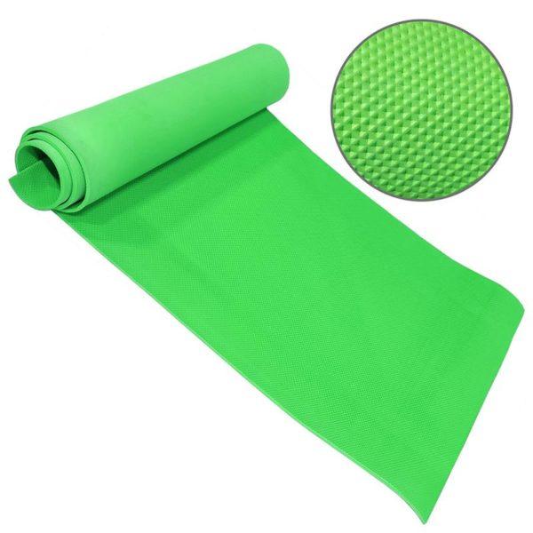 Hawk B32213 Коврик для йоги зеленый