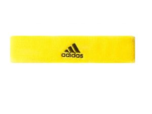 Adidas Повязка на голову Желтый