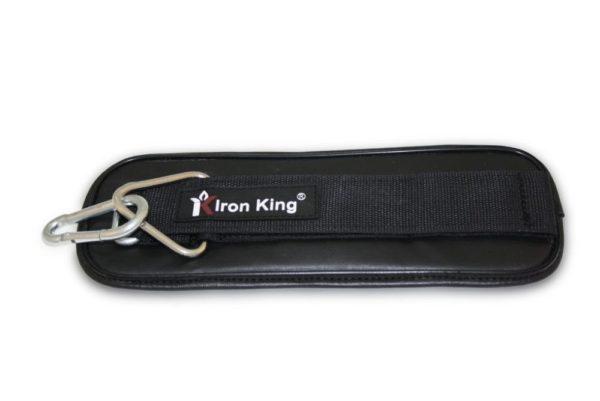 IronKing Манжеты для ног в тренажере